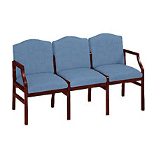 Traditional Three-Seater in Heavy-Duty Upholstery, 8813684