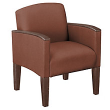 Guest Chair in Print Fabric or Vinyl, 8813699