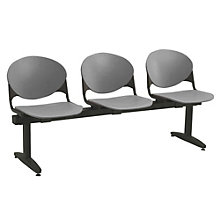 Polypropylene Three Seat Bench, KFI-2000-3
