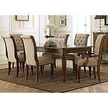 7 Pc Rectangular Table Set , 8809692