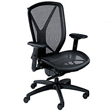 High Back Mesh Ergonomic Executive Chair, ALS-FLTADSTMF