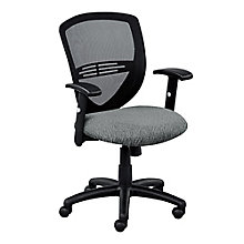 Network Mesh Back Fabric Seat Task Chair, 8804274