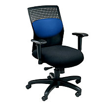 Plastic Back Ergonomic Task Chair, OFM-650