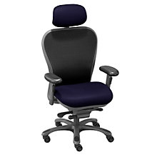 High Back Mesh Ergonomic Executive Chair with Headrest, NGL-6200D
