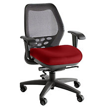 Mid-Back Mesh Ergonomic Task Chair, NGL-6100