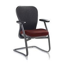 Mesh Back Guest Chair, NGL-6202