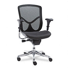 Mid-Back Mesh Ergonomic Computer Chair, UNE-EQA42