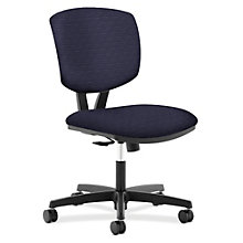 HON Volt Armless Computer Chair in Fabric, HNC-10470