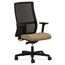 HON Ignition High Back Computer Chair in Vinyl and Mesh, HNC-10458
