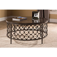 Round Coffee Table, 8816925