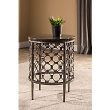 Round End Table, 8816927