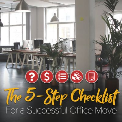 The 5-Step Checklist for a Successful Office Move