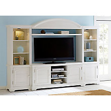 Entertainment Center with Pier, 8810347