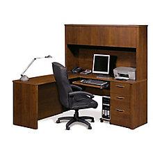 """Reversible  66"""" L-Desk, 8813012"""