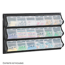18 Pocket Panel Bins, 8802514