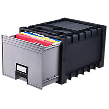 "Letter Sized Archive Storage Box - 18"", 8823858"
