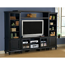 Large Entertainment Wall Unit, 8817478