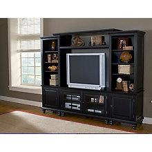Small Entertainment Wall Unit, 8817480