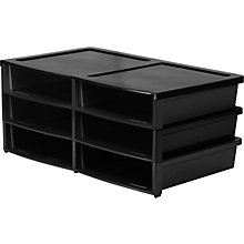 "Six Compartment Organizer - 20.5""W, 8823874"