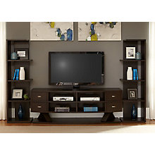 Entertainment Center with Pier, 8810292