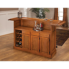 Large Oak Bar, 8817202