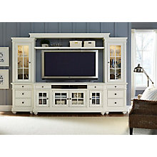 Entertainment Center w Piers , 8809935