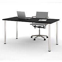 "30""x60"" Table w/Round Legs , 8808761"