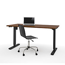 "Adjustable Height Table with Laminate Top -  60""W x 30""D, 8803213"