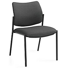 Sidero Armless Fabric Stack Chair, 8814310