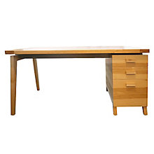 "Single Pedestal Desk - 72""W, 8804839"