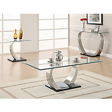 Sofa Table Satin Plated, 8824353