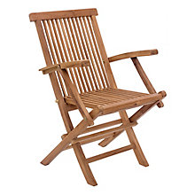 Regatta Folding Arm Chair, 8807392