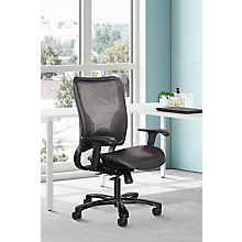 Air Grid Seat and Back Big & Tall Chair, 8829243