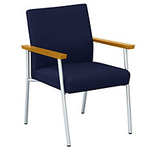 Uptown Guest Chair with Arms, NBF-S1701GS