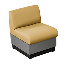Modular Armless Chair, 8813753