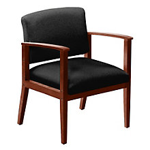 Amherst Big and Tall Fabric Guest Chair, LES-K1601G5F