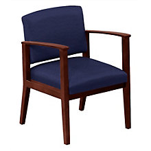 Amherst Fabric Guest Chair, LES-K1401G5F