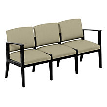 Amherst Three Seat Fabric Loveseat, LES-K3401G5F