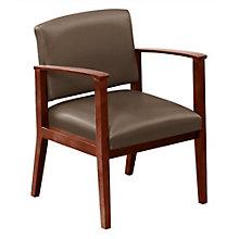 Amherst Vinyl Guest Chair, LES-K1401G5V
