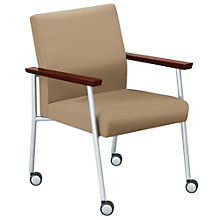 Uptown Guest Chair with Casters, LES-S1701C7N