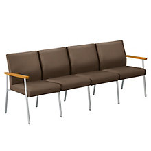Uptown Four Seat Sofa, LES-S4701G7N