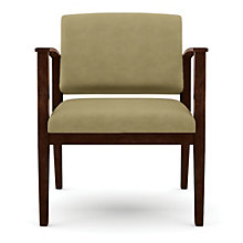 Amherst Big and Tall Motion Back Vinyl Guest Chair, LES-K1551G5V