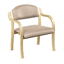 Bentwood Bariatric Stack Chair in Polyurethane, 8814331