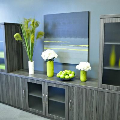 On Trend: Gray Driftwood Finishes
