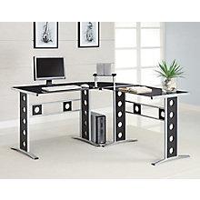 3 Piece Computer Desk, 8824539
