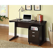 Desk and Pedestal Set, 8824606