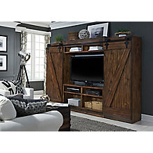 Entertainment Center with Pier, 8811239