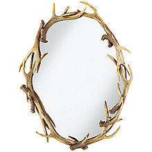 Mirror-Antlers Oval , 8819519