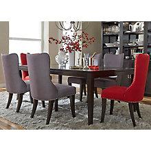 7 Piece Rectangular Table Set , 8811533