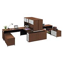 Align Double U-Desk Set, NBF-UD1073